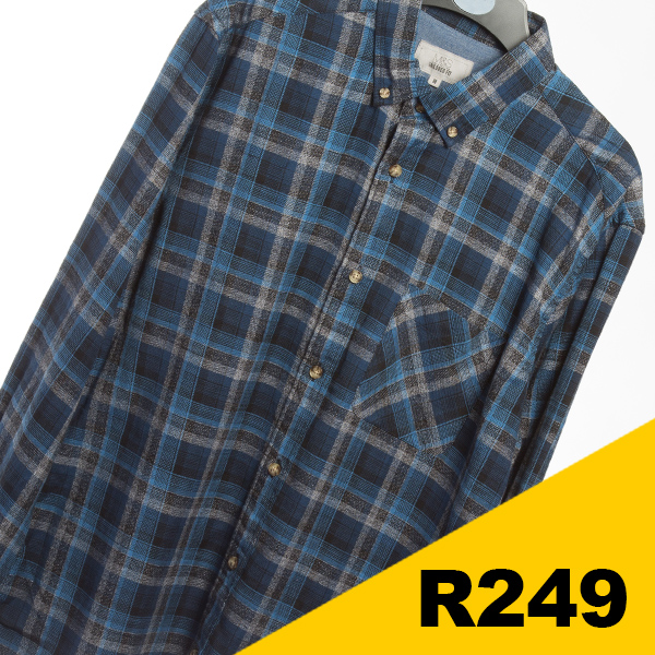 Mens - Lounge Shirt