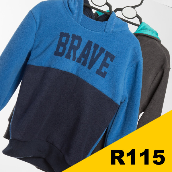 Younger Boys - Assorted Hoodies