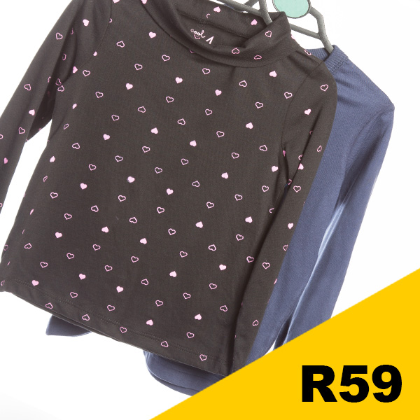 Younger Girls - Assorted Shirts