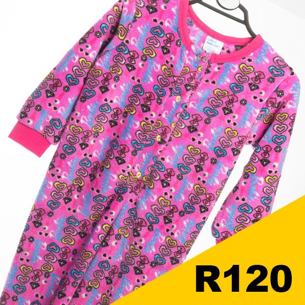Younger Girls - Pajamas Sonesey