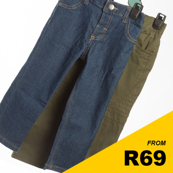 Younger Boys - Chinos Jeans