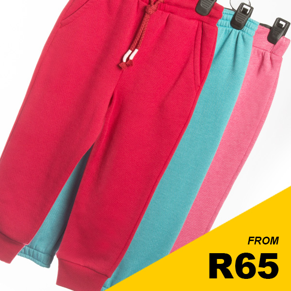 Younger Girls - Assorted Track Pants