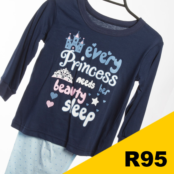 Younger Girls - Assorted Pajamas