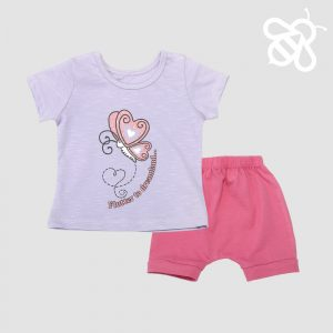 Flutter Infant Girls PJ