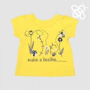 Make a Beeline Tee